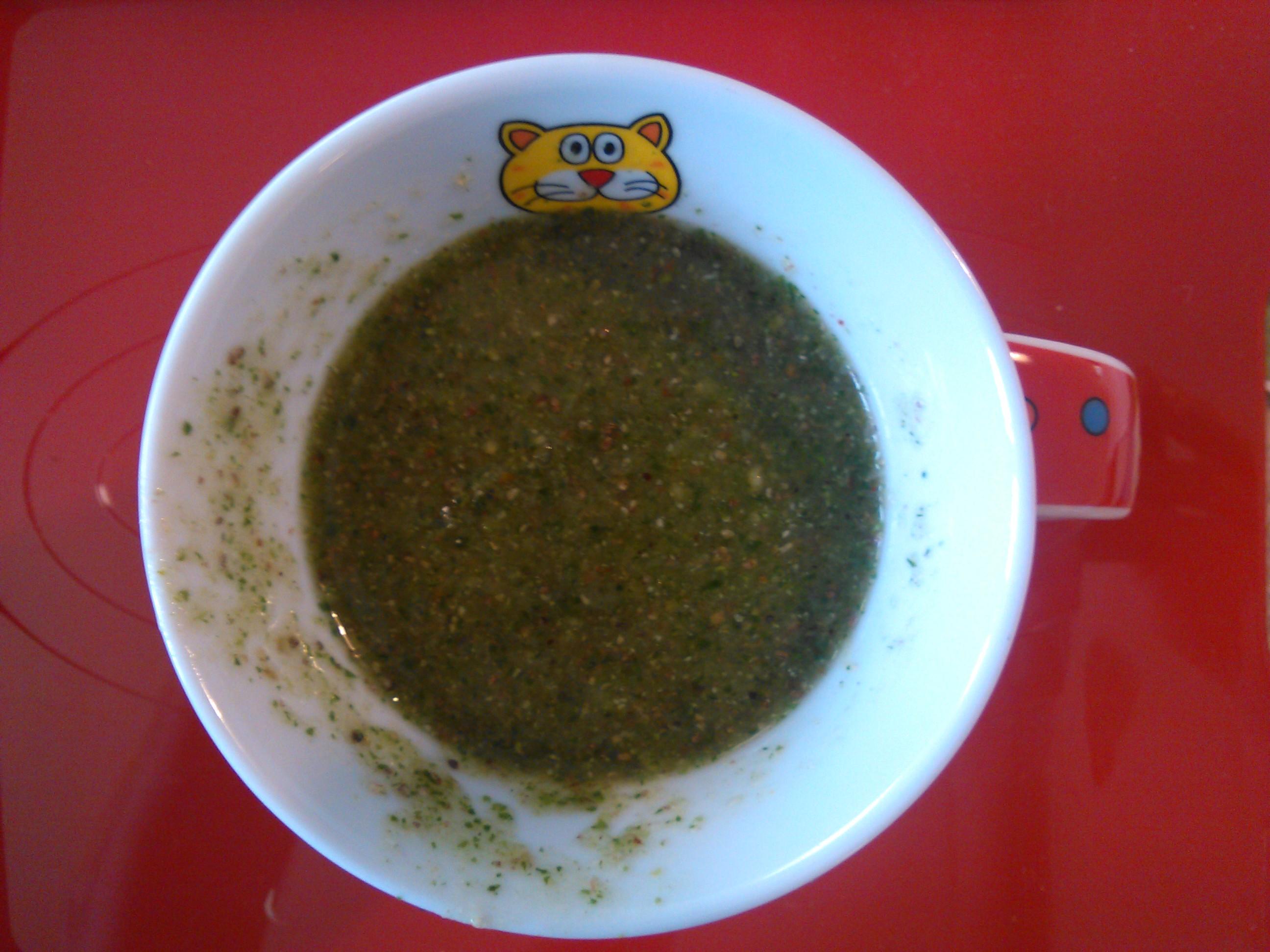 fruchtiger Geschmack für den grünen Smoothie auf heppinez